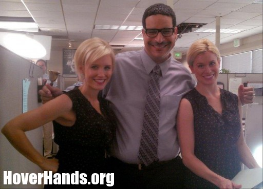 It's Montez from Workaholics! hover hand